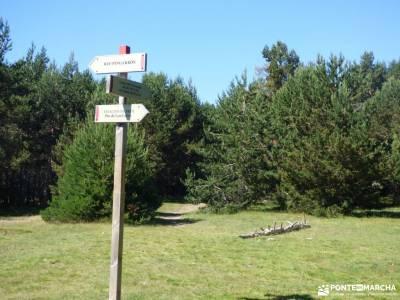 Tejos Rascafría-Valhondillo o Barondillo;rutas senderismo teruel urederra ruta las machotas frente